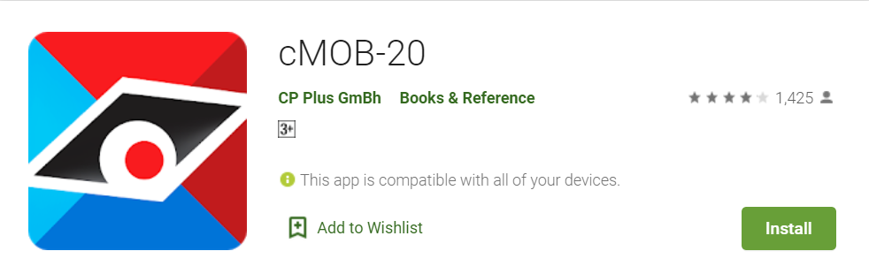 cMOB 20 for PC