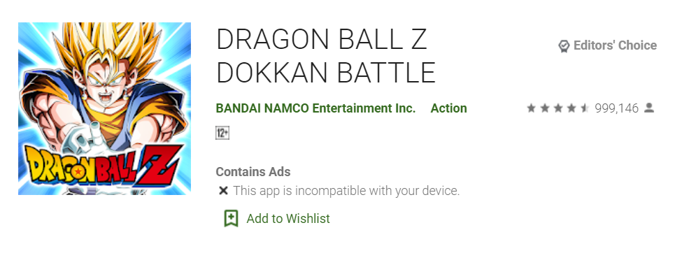 Dragon Ball Z Dokkan for Mac