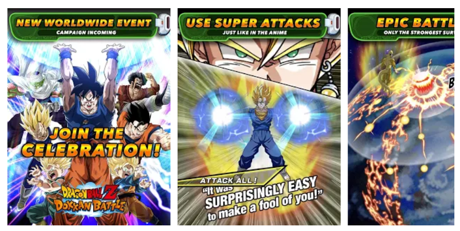 Dragon Ball Z Dokkan PC download